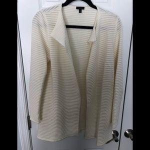 Drape sweater - cream